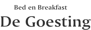 Bed en Breakfast De Goesting